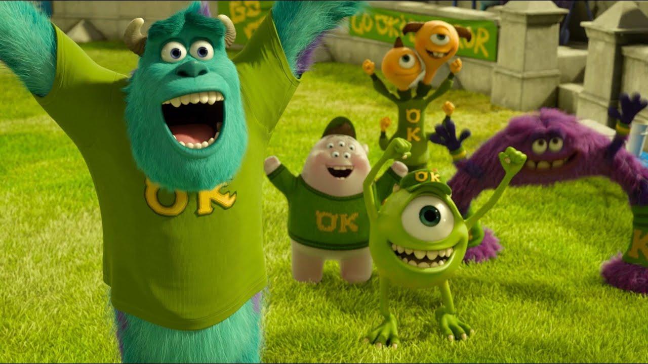 Monsters University 2013 Flickfeast