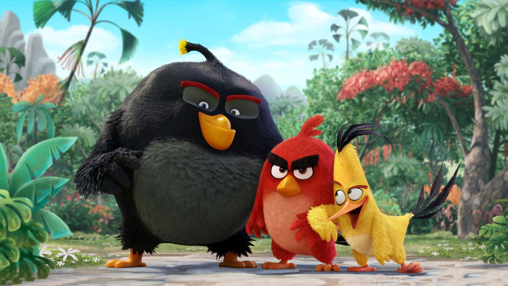 The Angry Birds Movie 2016 Flickfeast