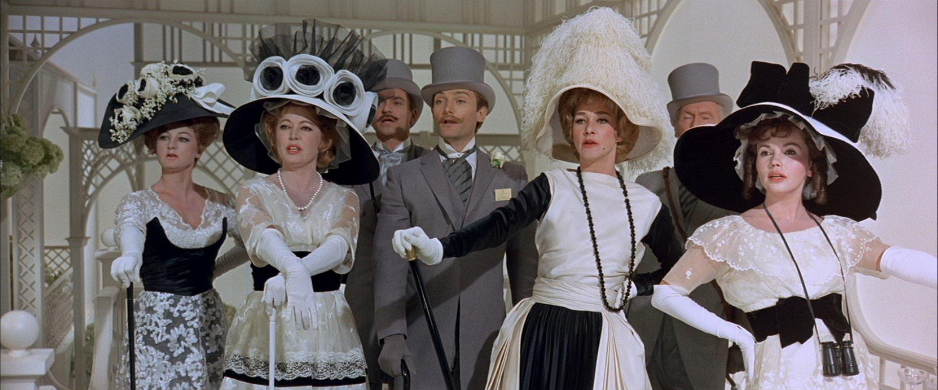Scene Stealer: The Ascot Gavotte, My Fair Lady - flickfeast