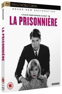 Win La Prisonniere on DVD