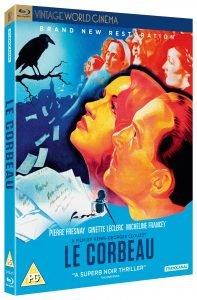 Win Le Corbeau on DVD
