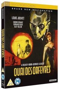 Win Quai Des Ofrevres on DVD