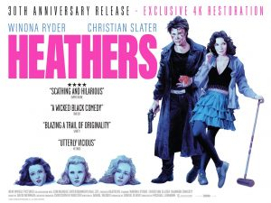 Heathers 4K Restoration Premiere Comes To BFI Southbank