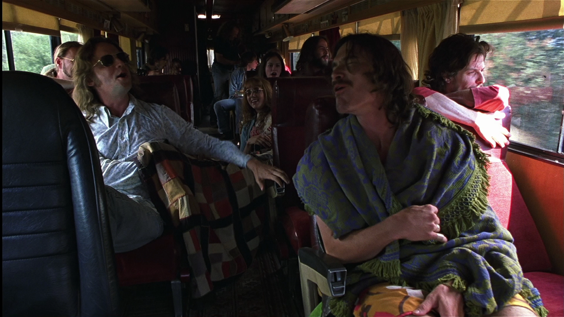 Image result for almost famous bus