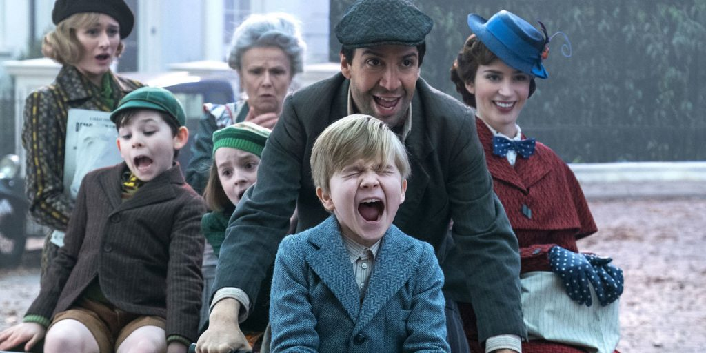 Flim Weakly Review- Mary Poppins Returns - flickfeast