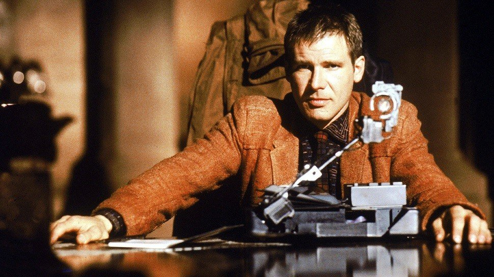 Blade Runner Voight Kampf test