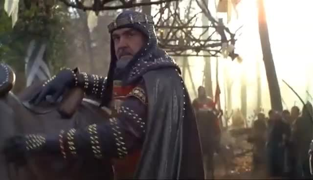 Sean Connery in Robin Hood: Prince of Thieves